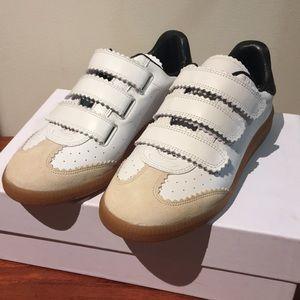 Isabel Marant Beth Velcro Sneakers